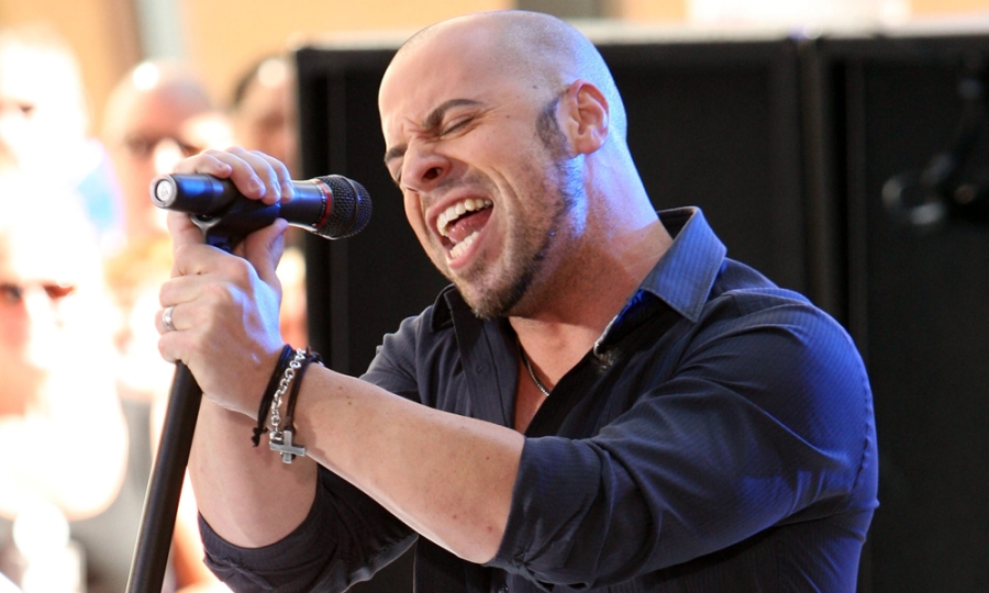 "Image: Daughtry Performs On NBC's ""Today"""