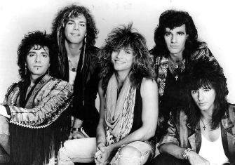 Bon Jovi Band 3
