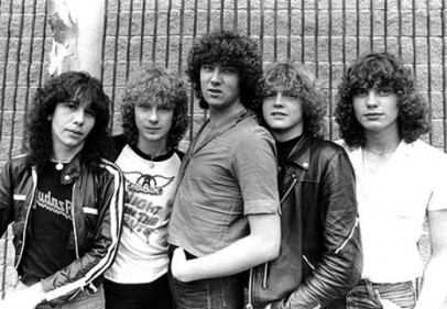 Def Leppard - end of the 70s