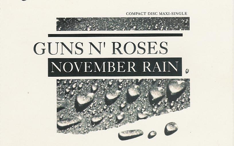 """The Story of Guns N' Roses' """"NovemberRain"""""""