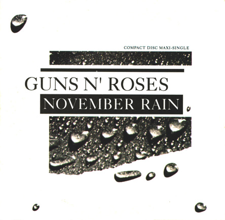 GunsNRoses - November Rain Cover