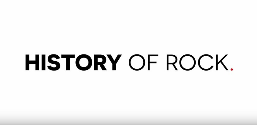 The History of Rock in 15Minutes