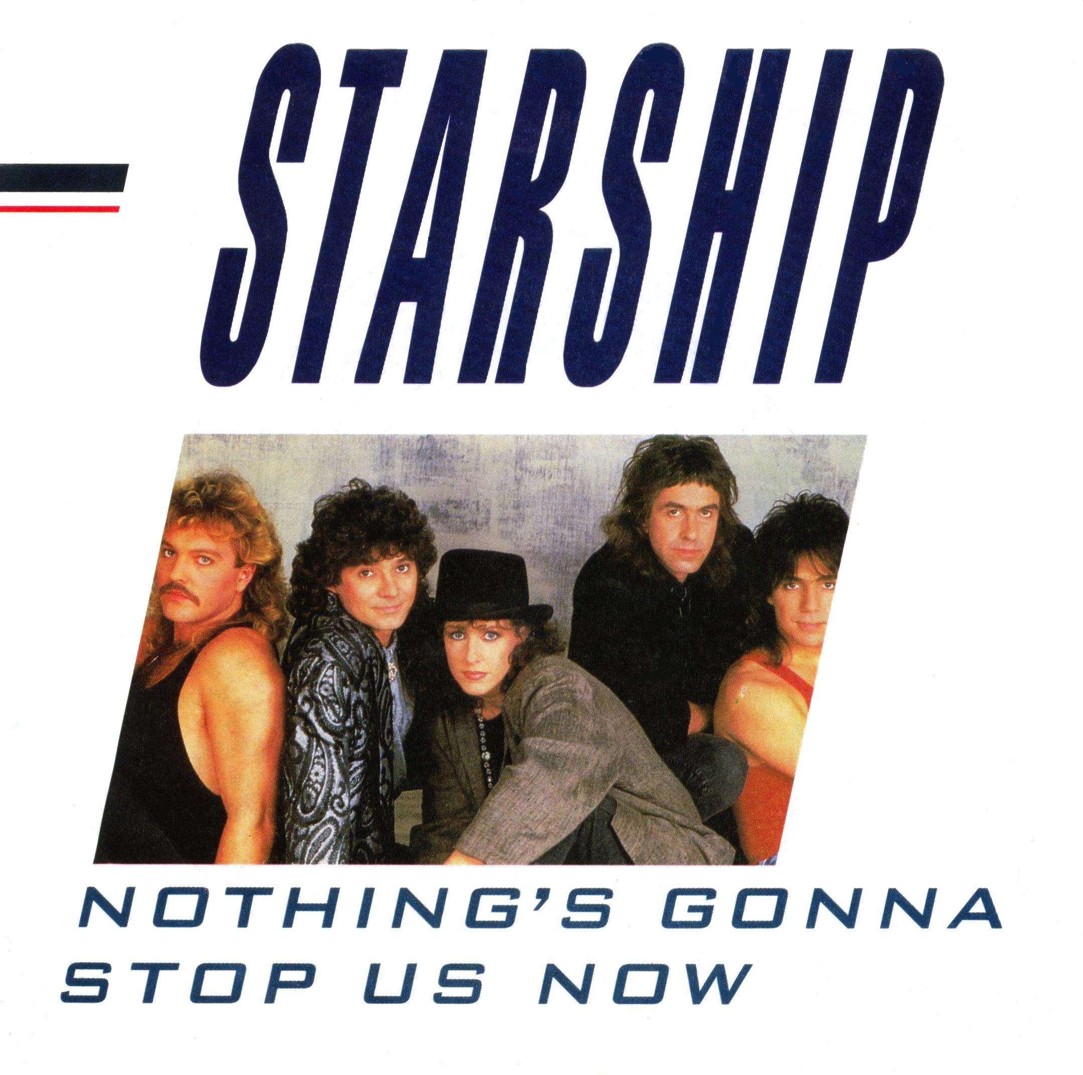 starship nothing s gonna stop us now my rock mixtapes. Black Bedroom Furniture Sets. Home Design Ideas