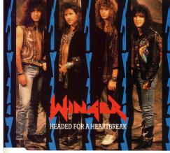 Winger - Headed for a Heartbreak
