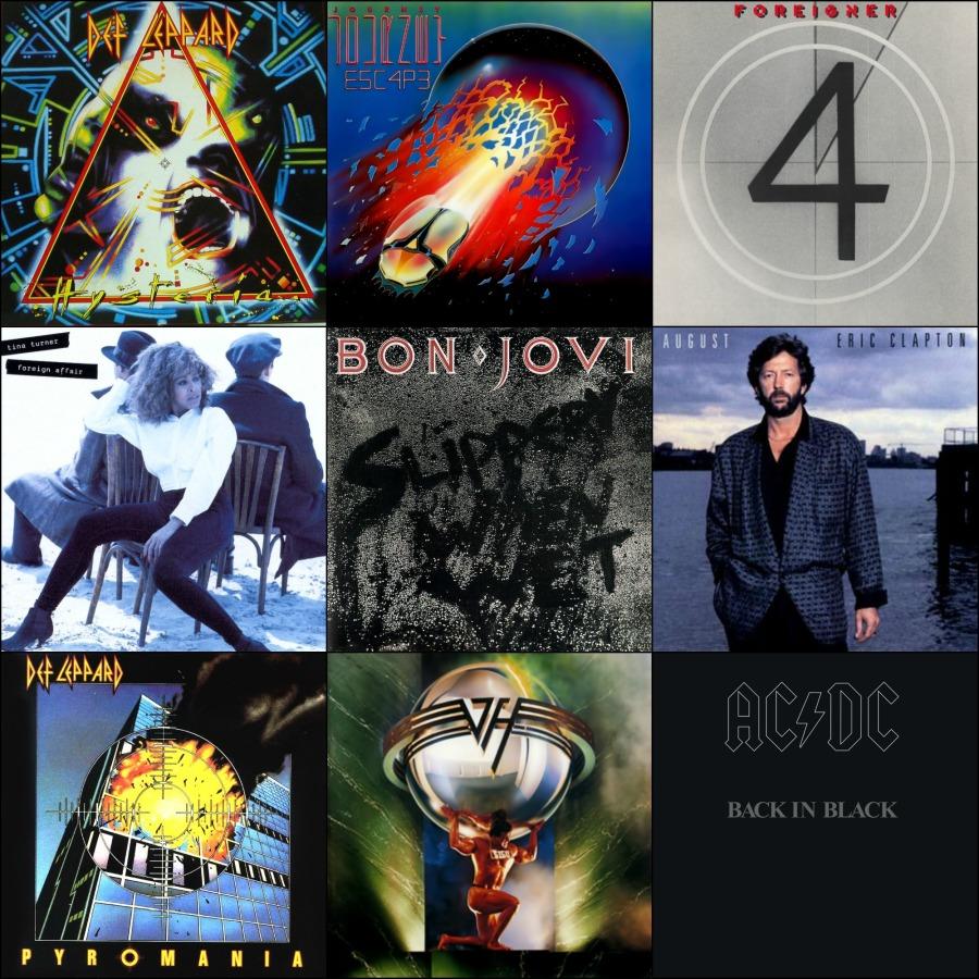 15 Top Albums