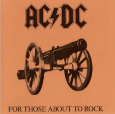acdc for those about to rock we salute you album