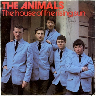 Animals - House of the rising sun