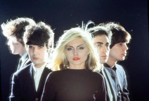 Blondie in the 70s