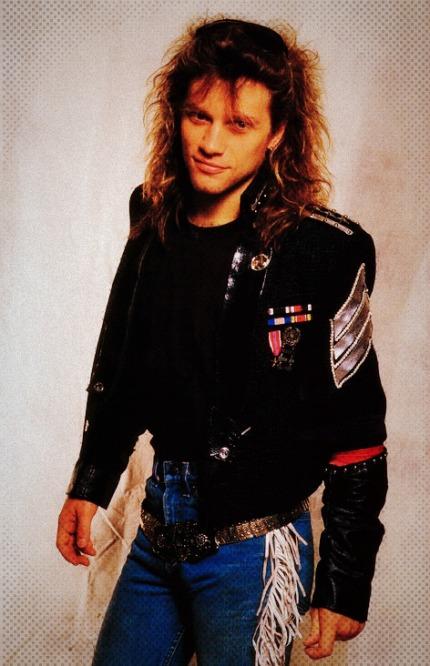 Bon Jovi 80s 2