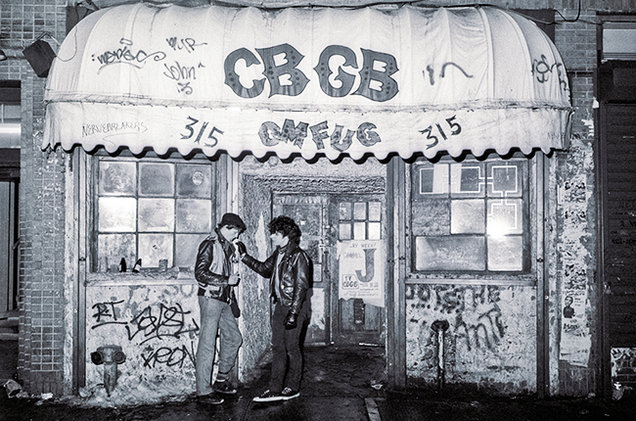 CBGB And The Birth Of Punk Rock And New Wave