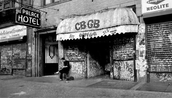 CBGB place
