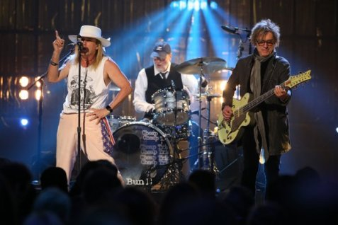 Cheap Trick Induction 2016