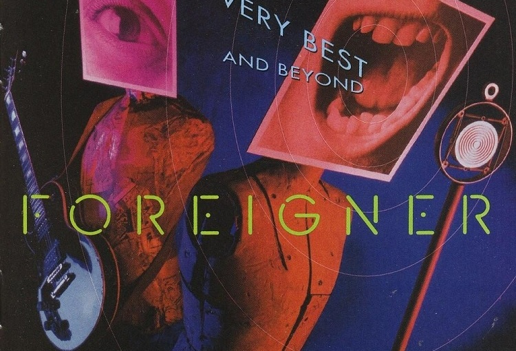 My TOP 10 Favorite FOREIGNER Songs