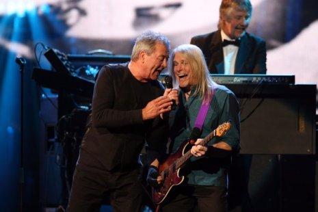 Deep Purple induction 2016