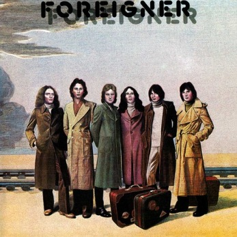 Foreigner - Debut Album 1977