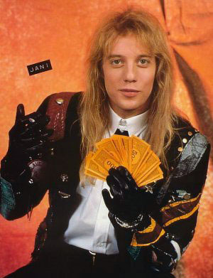 Jani Lane - Warrant