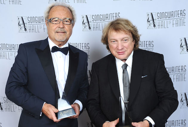 Songwriters Hall Of Fame 44th Annual Induction And Awards - Backstage