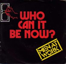 man at work - who can it be now