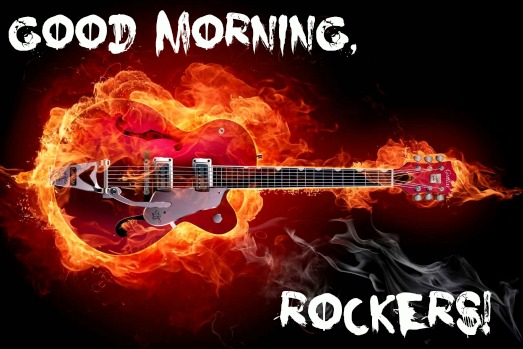 [PLAYLIST] My Good Morning Classic Rock Mixtape