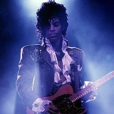 "Remembering PRINCE and His Epic Ballad ""Purple Rain"""