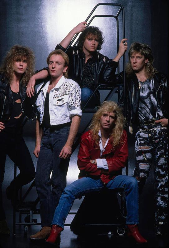 1987 def leppard