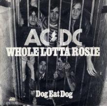 AC DC - whole lotta rosie