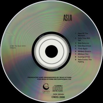 aSIA - ASIA - CD