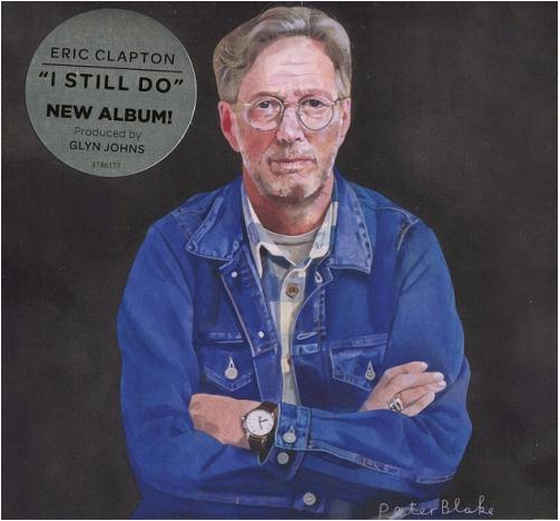 "Eric Clapton – ""I Still Do"" Album Review"