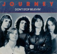 journey dont stop believin