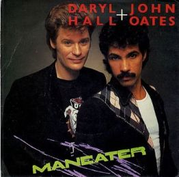 maneater - hall and oates