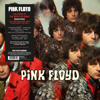 Pink Floyd, The Piper at the Gates of Dawn 2016 vinyl