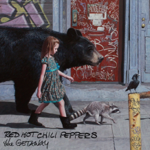 Red Hot Chili Peppers, The Getaway