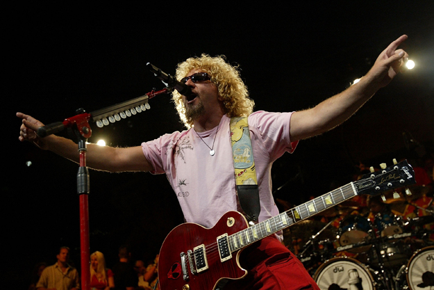 [Playlist] Sammy Hagar's Best Vocal Moments