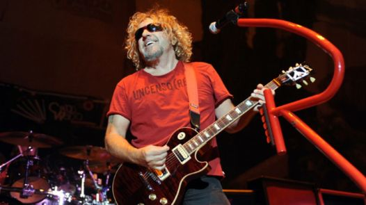 sammy hagar smile