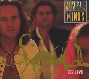 Simple Minds - She's a River