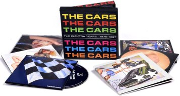 The Cars, The Elektra Years 1978-1987 (vinyl set)
