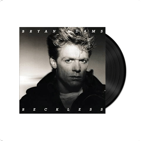 vinyl reckless bryan adams