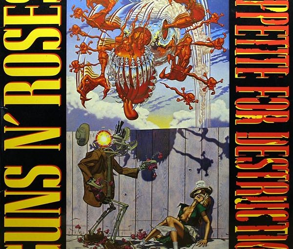 [The Greatest Rock Albums of the 80s] Guns N' Roses – Appetite for Destruction