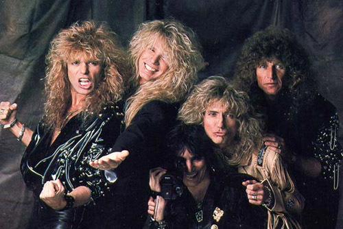 whitesnake 1987 - 3