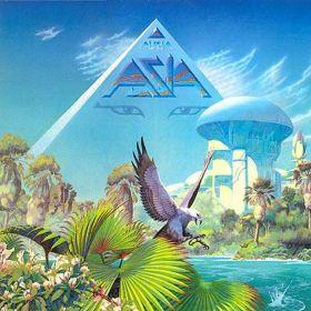 Asia - Alpha Album Cover