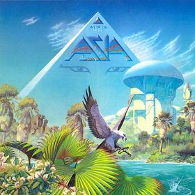 Asia - Alpha Album Cover