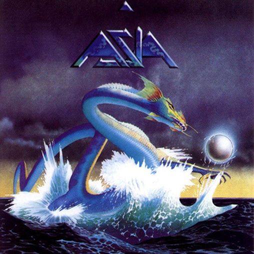 Asia - Asia Cover