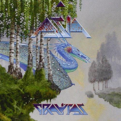 asia gravitas album art
