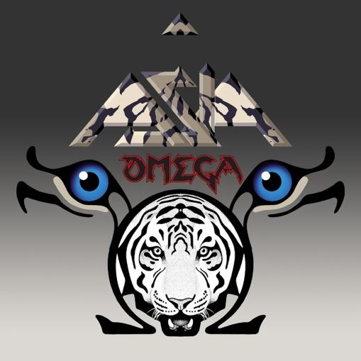 asia omega album art