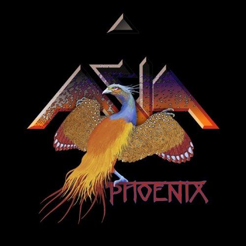 asia phoenix album art