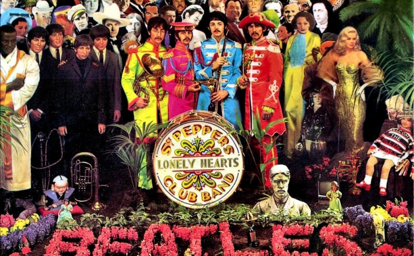 "[Rock History] Today in 1967, The Beatles released ""Sgt. Pepper's Lonely Hearts Club Band"""