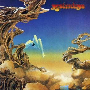 YESTERDAYS (1975) YES