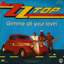 zz top gimme all your lovin