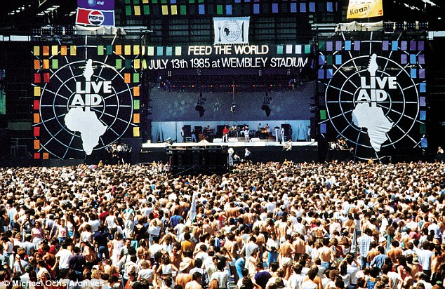 10 Great Moments from One Of Music's Biggest Events – LIVE AID