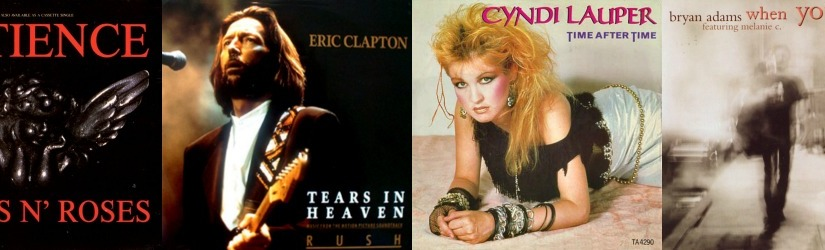 10 Classic Rock Songs about Missing Someone [PART2]